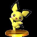 Trofeo de Pichu SSB4 (3DS).png