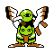 Imagen de Xatu variocolor en Pokémon Plata