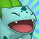 Cara en shock de Bulbasaur 3DS.png
