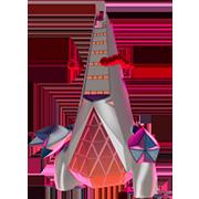 Imagen de Duraludon Gigamax variocolor en Pokémon Espada y Pokémon Escudo