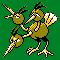Imagen de Dodrio variocolor en Pokémon Plata