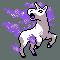 Imagen de Rapidash variocolor en Pokémon Plata