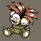 Imagen de Exeggutor variocolor en Pokémon Plata