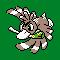 Imagen de Farfetch'd variocolor en Pokémon Plata