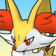 Cara de Braixen 3DS.png
