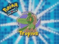 ¡Tropius!