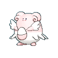 Blissey XY variocolor.png