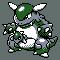 Imagen de Kangaskhan variocolor en Pokémon Plata
