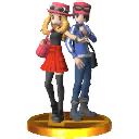 Trofeo de Entrenadores de Pokémon X e Y SSB4 (3DS).png
