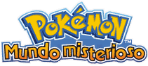 Logo de la saga de Pokémon Mundo Misterioso