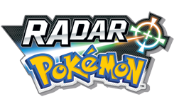 Logo de la aplicación RAdar Pokémon.