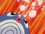 Poliwag usando burbuja.