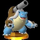 Trofeo de Mega-Blastoise SSB4 (3DS).png