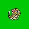 Imagen de Caterpie variocolor en Pokémon Plata
