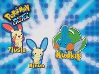 ¿Cuál de estos Pokémon posee más ventaja en Minun y Pluse?