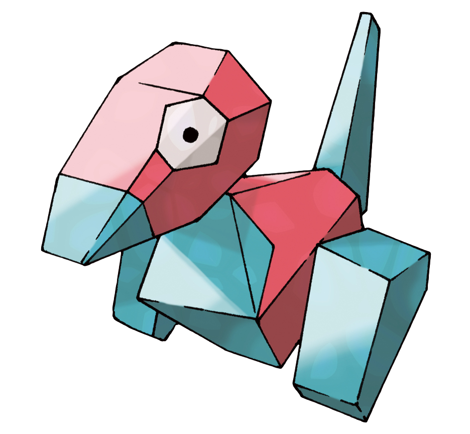 Porygon - WikiDex, la enciclopedia Pokémon