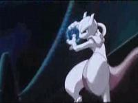 Mewtwo usando bola sombra.
