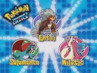 ¿Cuál de estos Pokémon es considerado legendario?