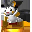 Trofeo de Emolga SSB4 (3DS).png