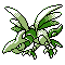 Imagen de Skarmory variocolor en Pokémon Plata