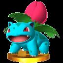Trofeo de Ivysaur SSB4 (3DS).png