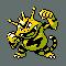 Imagen de Electabuzz variocolor en Pokémon Plata