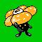 Imagen de Vileplume variocolor en Pokémon Plata