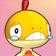 Cara triste de Scraggy 3DS.png