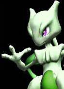 Mewtwo variocolor en Super Smash Bros. Melee