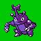 Imagen de Heracross variocolor en Pokémon Plata