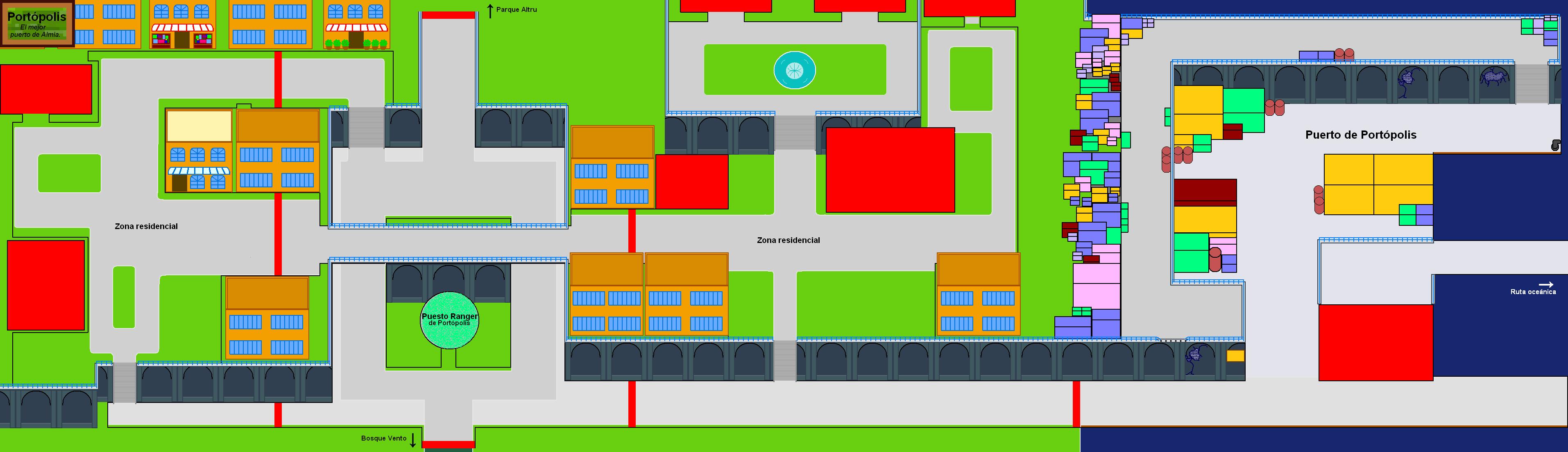 Plano de Portópolis