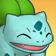 Cara feliz de Bulbasaur 3DS.png