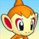 Cara de Chimchar 3DS.png