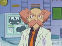 Profesor Namba.