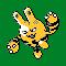 Imagen de Elekid variocolor en Pokémon Plata