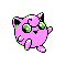 Imagen de Jigglypuff variocolor en Pokémon Plata