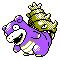 Imagen de Slowbro variocolor en Pokémon Plata