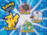 ¿Qué Pokémon es el mejor para pelear contra Pikachu?