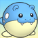 Cara de Spheal 3DS.png