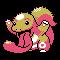 Imagen de Lickitung variocolor en Pokémon Plata
