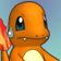 Cara angustiada de Charmander 3DS.png
