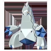 Imagen de Duraludon variocolor en Pokémon Espada y Pokémon Escudo