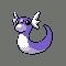 Imagen de Dratini variocolor en Pokémon Plata
