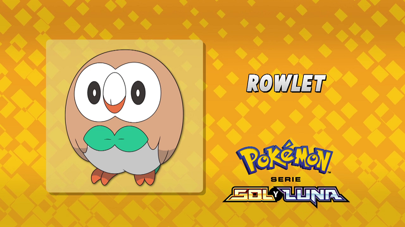 descripcion:Rowlet