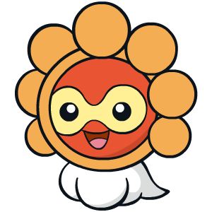 Castform sol (dream world).png