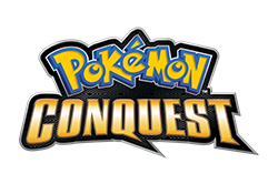 Logo de Pokémon Conquest