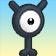 Cara de Unown Y 3DS.png