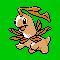 Imagen de Bayleef variocolor en Pokémon Plata