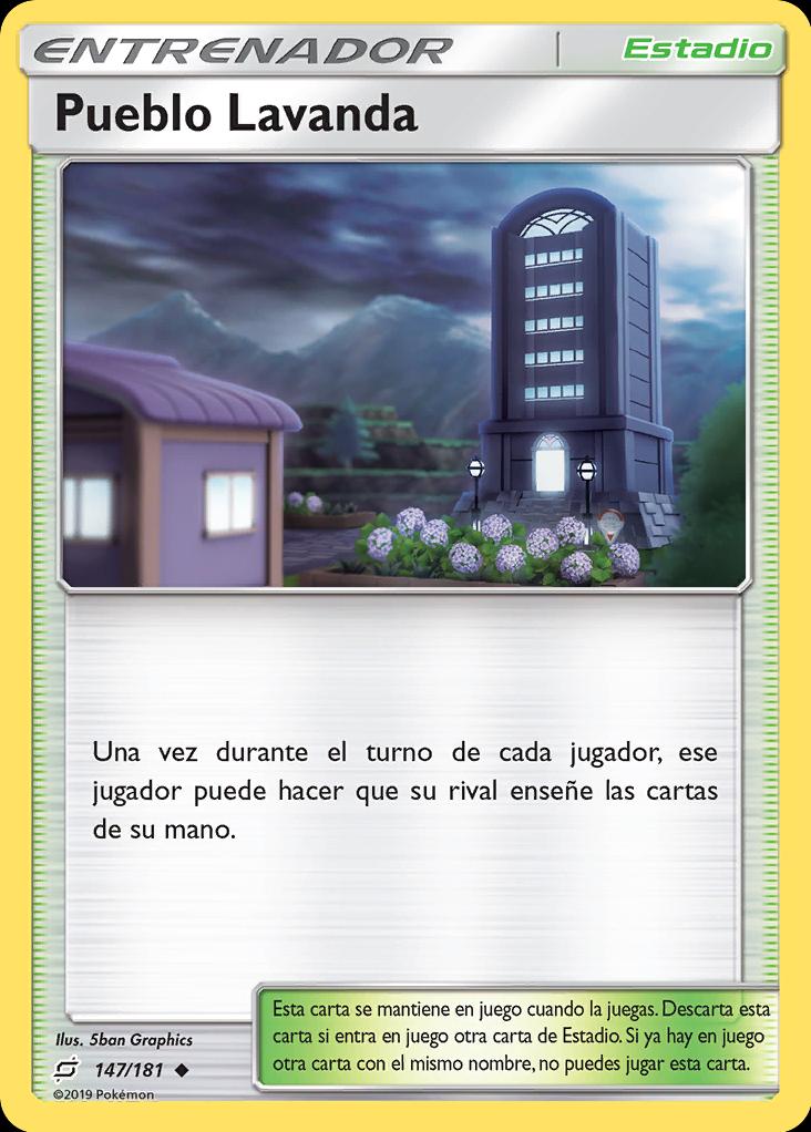 Carta Pueblo Lavanda