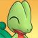 Cara feliz de Treecko 3DS.png